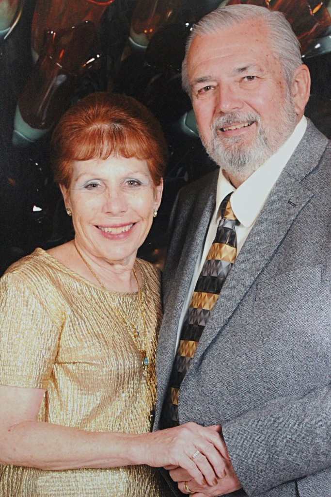 Ruth and Richard Gatza
