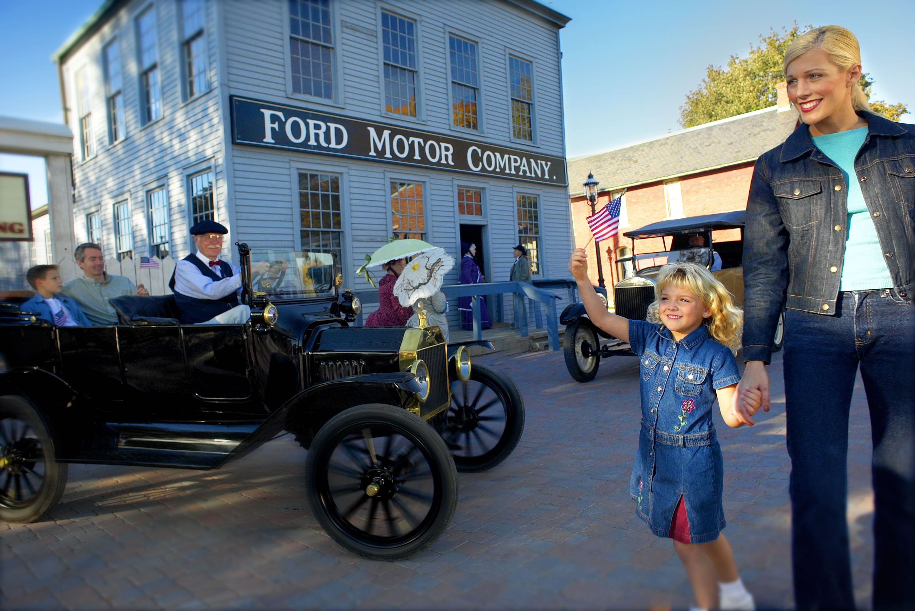 The Henry Ford and Greenfield Village