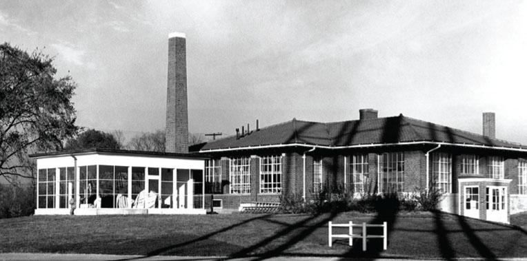 George Washington Carver Soybean Laboratory