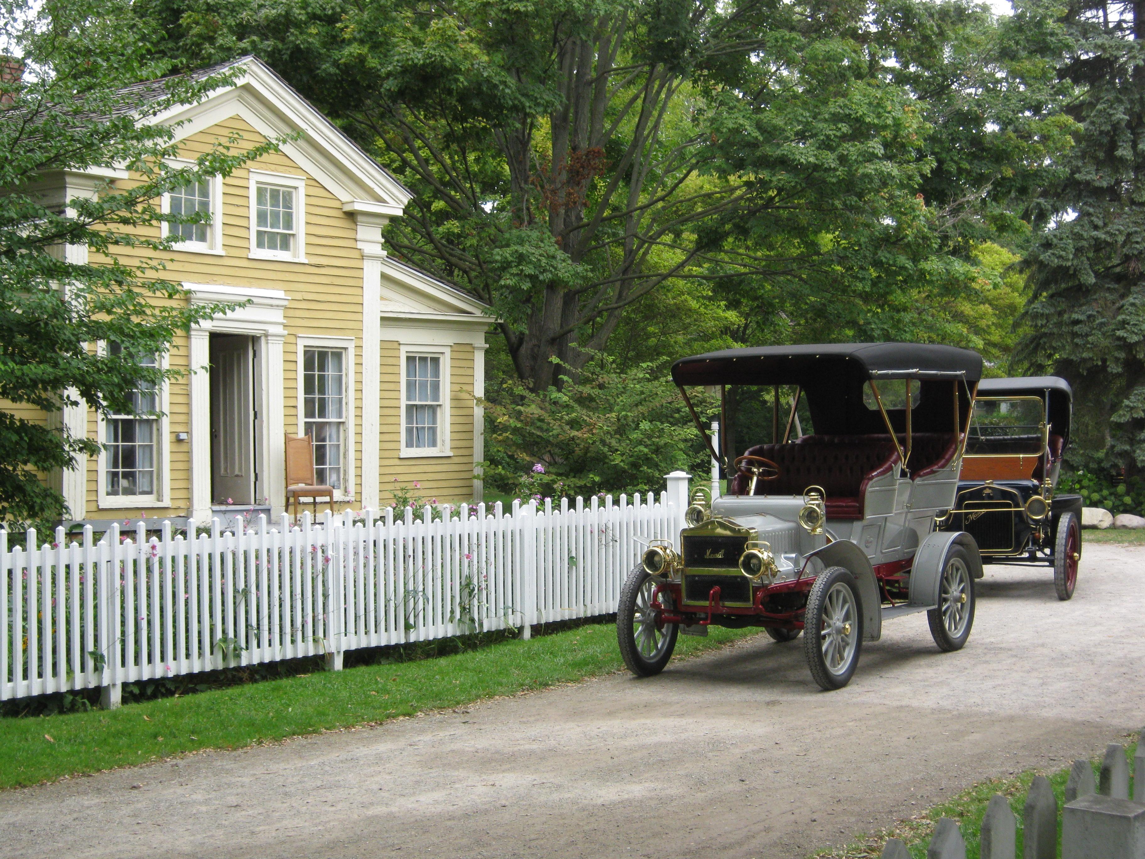 Northville Mill Race Village