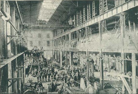 Detroit Dry Dock Engine Works