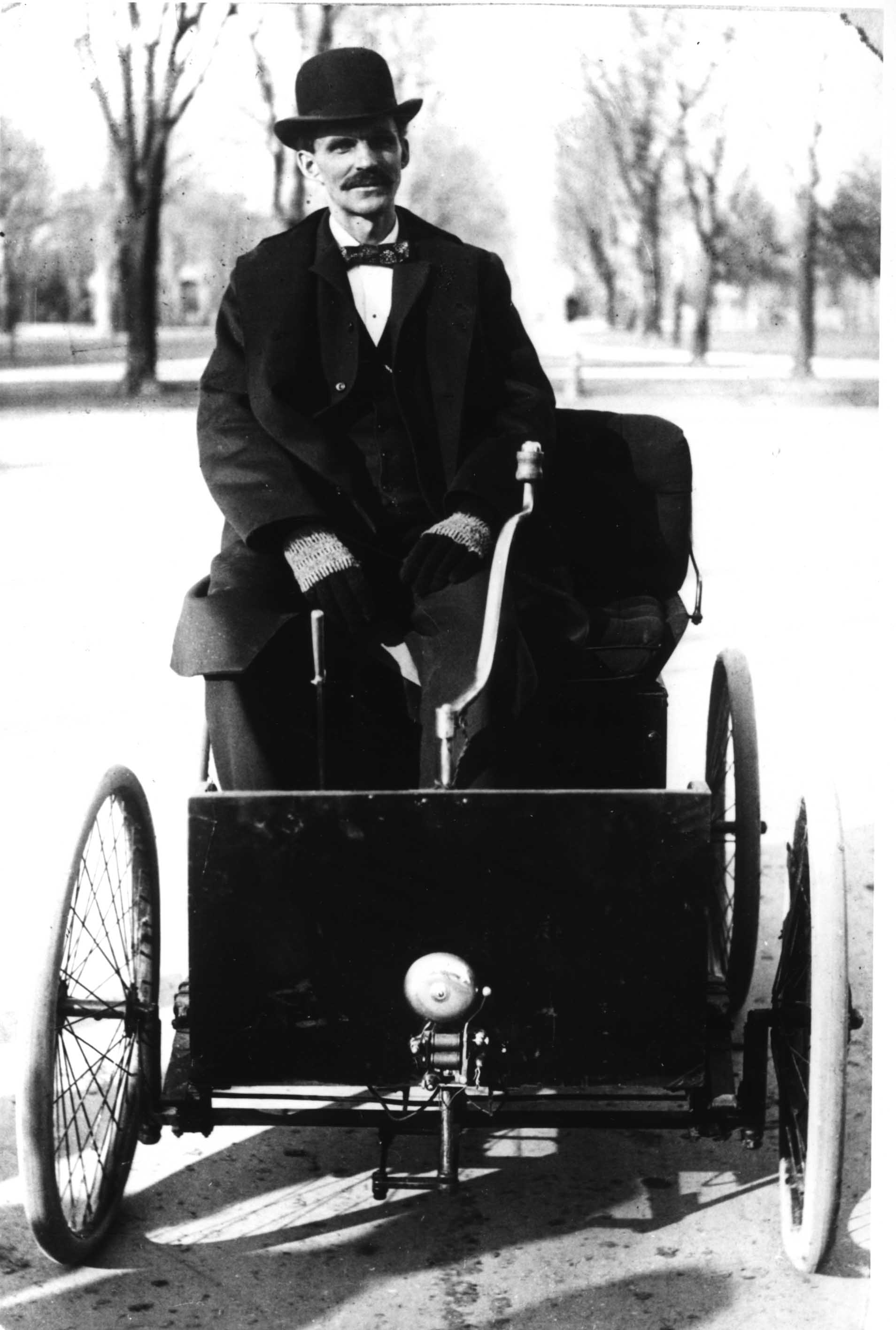 Birthplace of Henry Ford's First Automobile