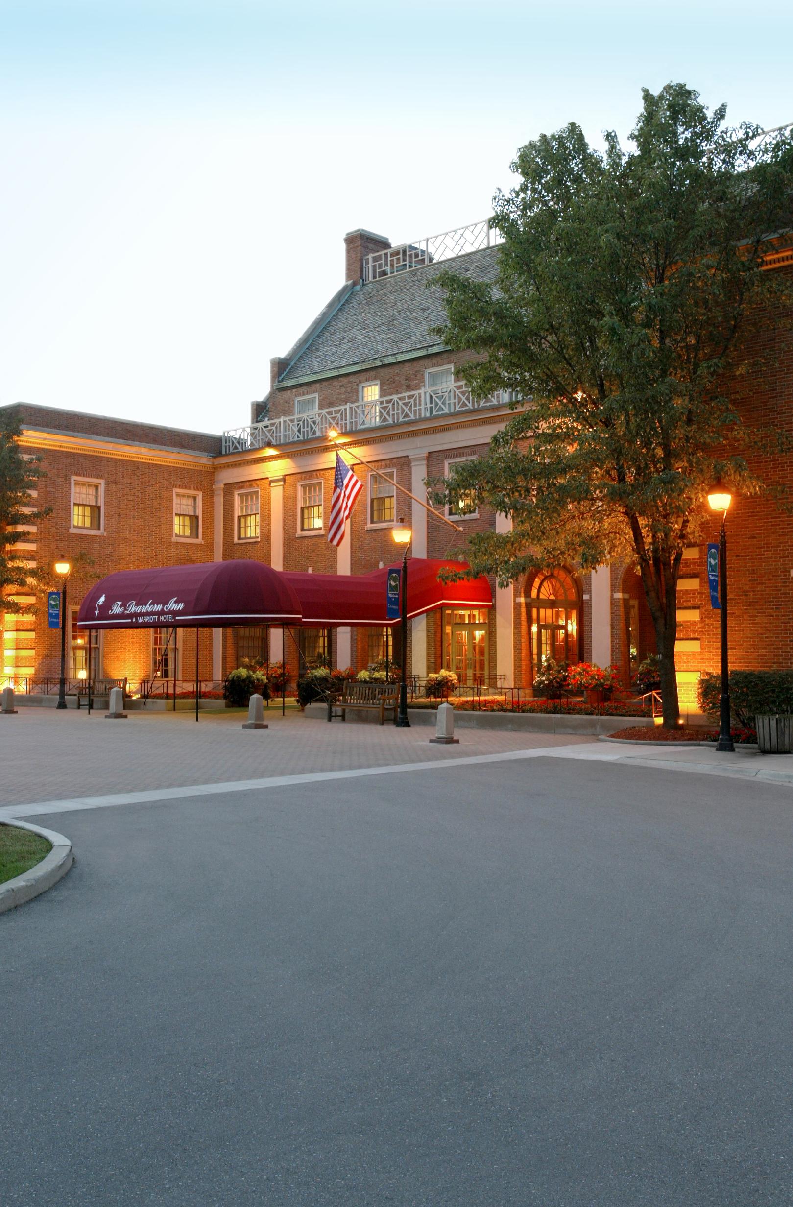 The Dearborn Inn