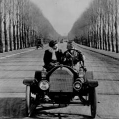 Detroit Driving Club Horse Track, Site of Henry Ford's First Automobile Race